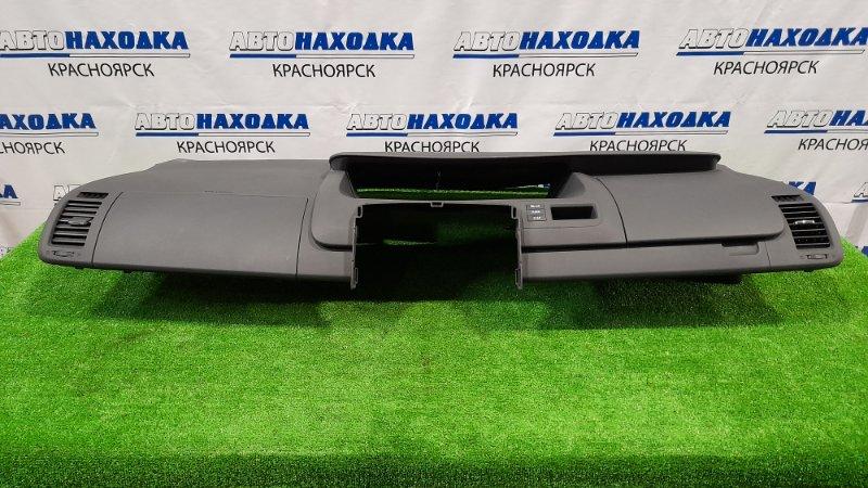 Airbag Toyota Voxy ZRR70G 3ZR-FE 2007 пассажирский (верх панели), с подушкой, без заряда, черный (