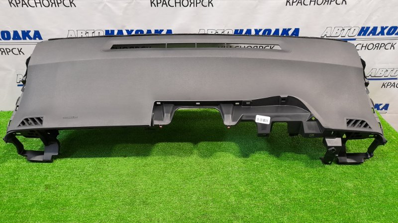 Airbag Toyota Ractis NCP120 1NZ-FE 2010 пассажирский (верх панели) с подушкой, без заряда, черный, в
