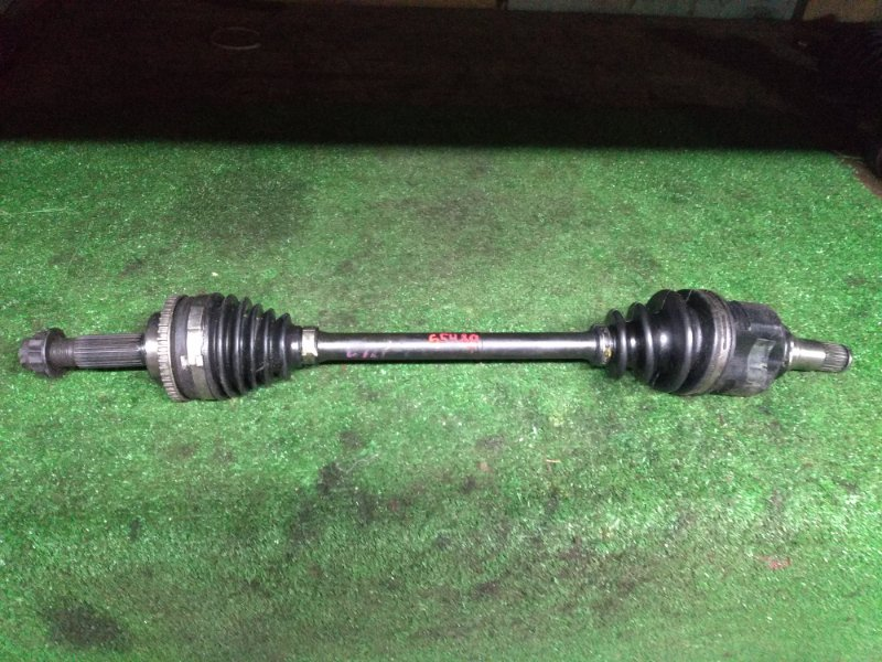 Привод Toyota Will Vi NCP19 2NZ-FE передний левый abs