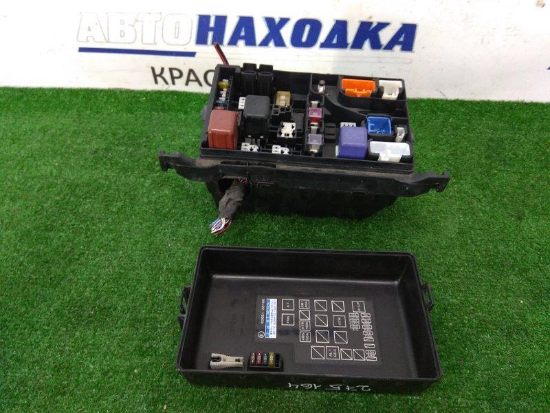 Блок предохранителей Toyota Lite Ace KR42V 7K 1996 подкапотный