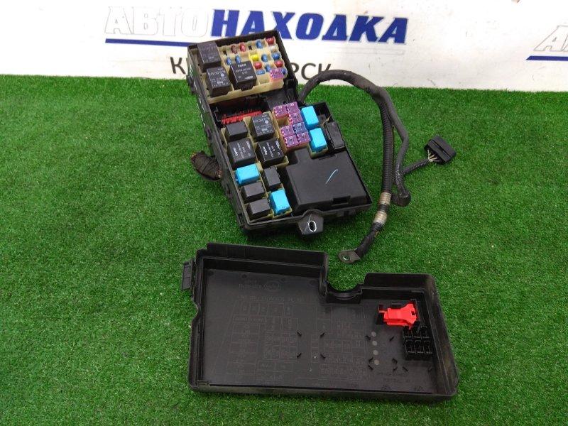 Блок предохранителей Mazda Cx-7 ER3P L3-VDT 2006 подкапотный