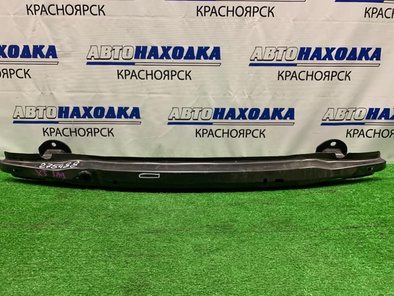 Усилитель бампера Bmw X3 E83 N52B25A 2006 задний задний швеллер