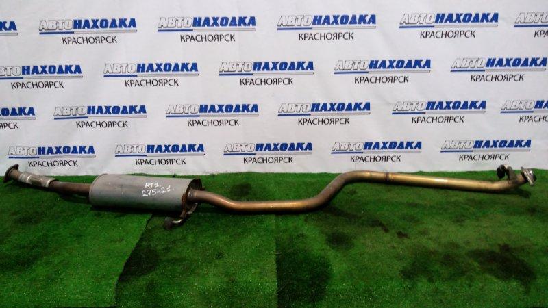 Глушитель Honda Crossroad RT1 R18A 2007 средняя часть с резонатором
