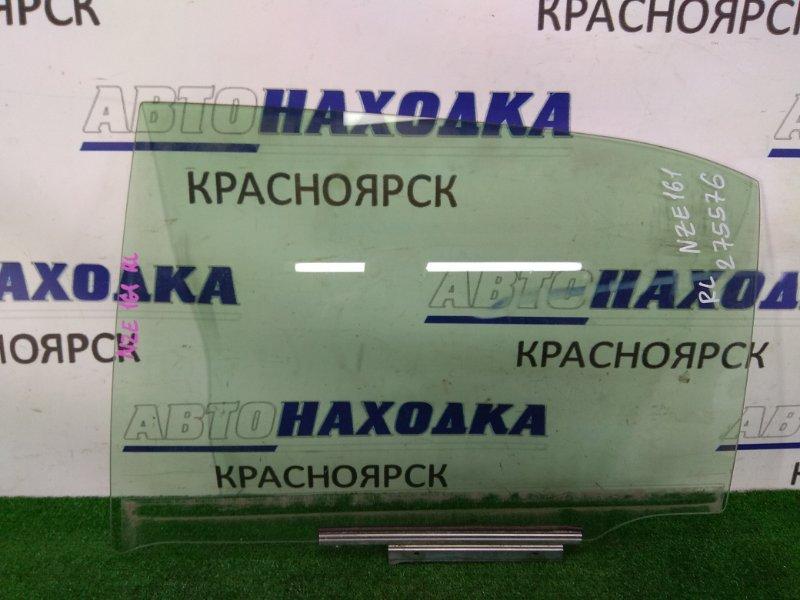 Стекло боковое Toyota Corolla Axio NZE161 1NZ-FE 2012 заднее левое заднее левое