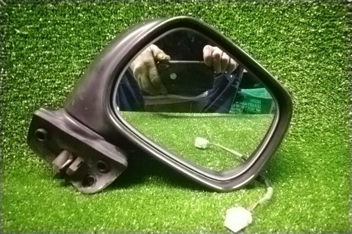 Зеркало Toyota Corolla Spacio AE111 4A-FE 06.2000 правое 3 КОНТАКТА