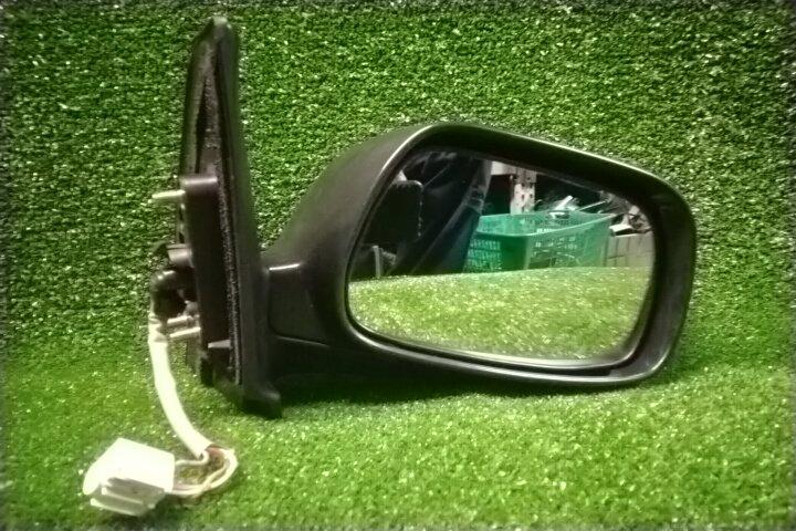 Зеркало Toyota Corolla Runx NZE121 1NZ-FE переднее правое 7 КОНТАКТОВ