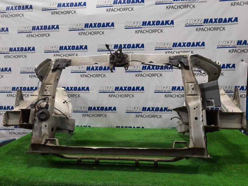 Рамка радиатора Honda Crossroad RT1 R18A 2007 передняя с лонжеронами 64 см, замком капота