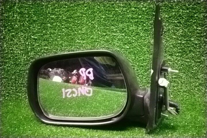 Зеркало Toyota Bb QNC21 3SZ-VE левое 022228 / 012228 5 КОНТАКТОВ