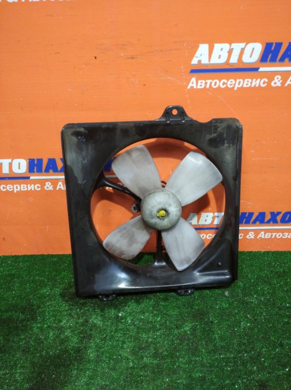 Вентилятор радиатора Toyota Caldina ST210G 3S-FE 1997 основной