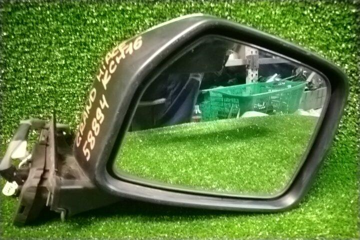 Зеркало Toyota Grand Hiace KCH16 1KZ-TE переднее правое 5 контактов
