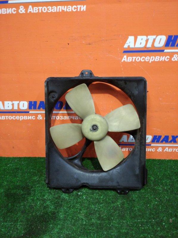 Вентилятор радиатора Toyota Camry SV40 4S-FE 1994 основной 4 лопасти