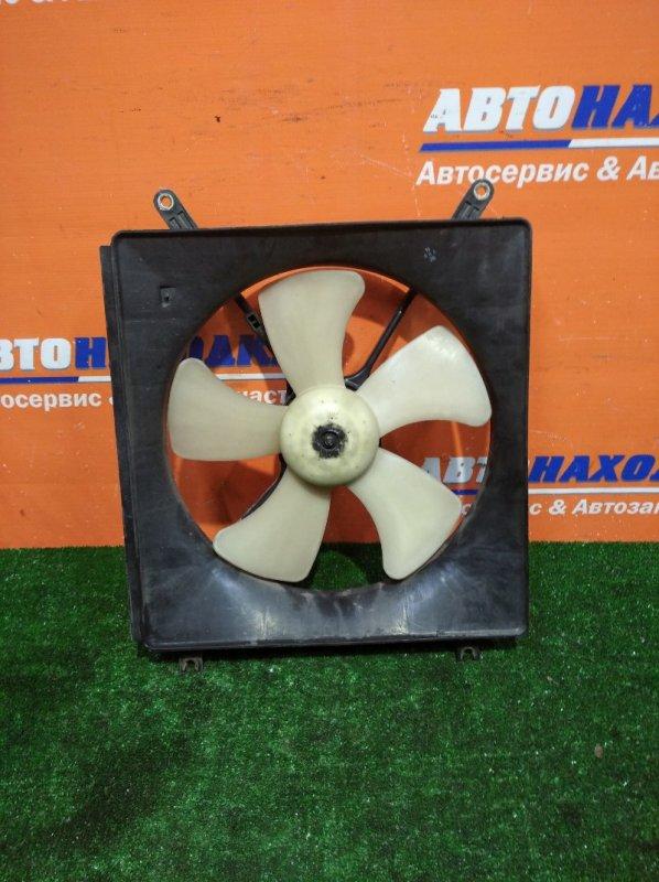 Вентилятор радиатора Honda Stepwgn RF1 B20B 1996 основной