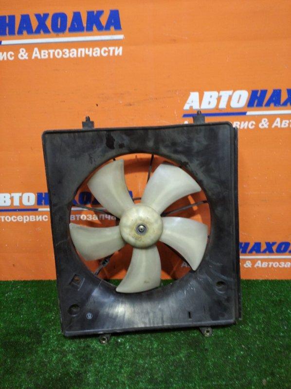 Вентилятор радиатора Honda Odyssey RA6 F23A правый кондиционера/правый с радиатора/5