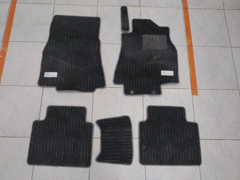 Коврик Mercedes-Benz B170 245.232 266.940 2008 комплект 6 штук, под правый руль