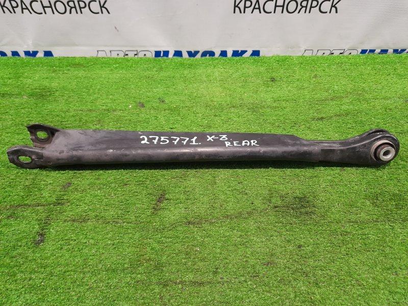 Рычаг подвески Bmw X3 E83 N52B25A 2006 задний Задний поперечный