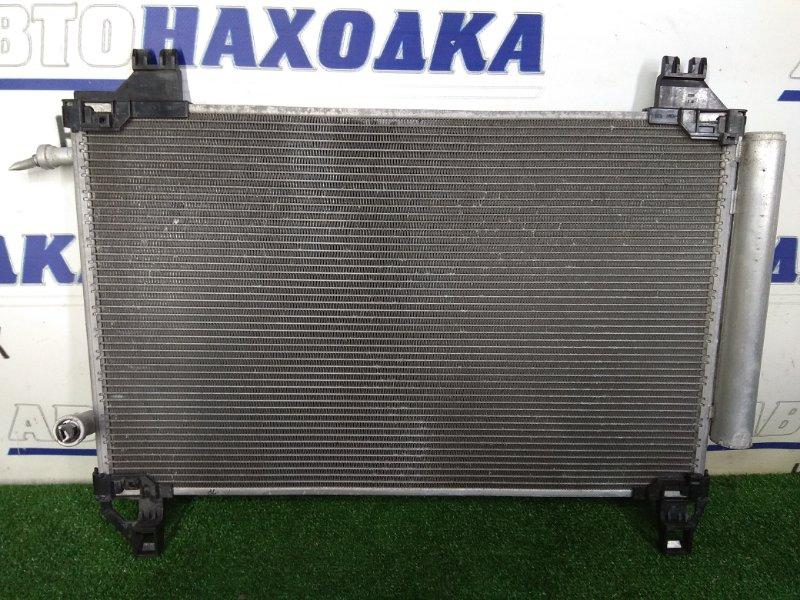 Радиатор кондиционера Toyota Corolla Axio NZE161 1NZ-FE 2012