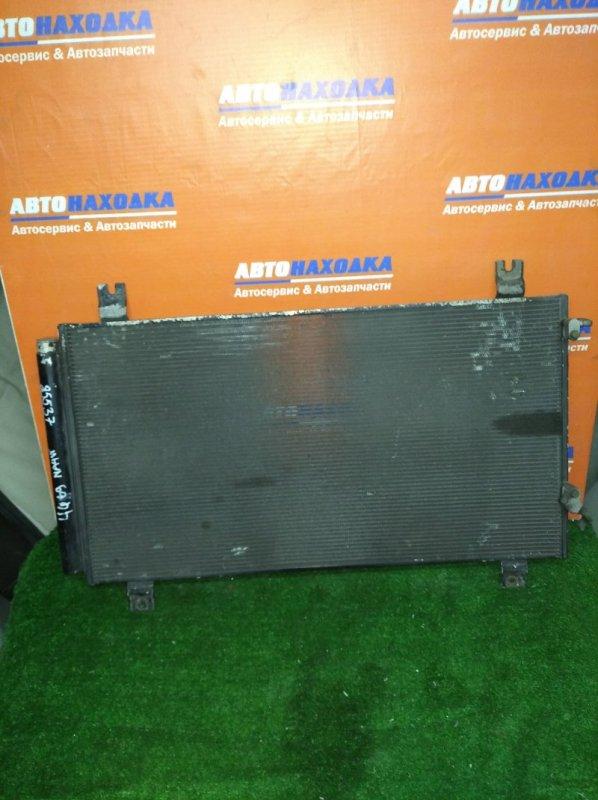 Радиатор кондиционера Mitsubishi Grandis NA4W 4G69