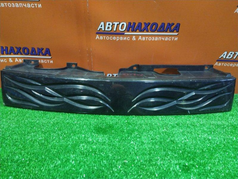 Решетка радиатора Toyota Bb QNC21 3SZ-VE 08423-B1020 С ПОДСВЕТКОЙ