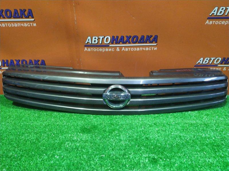 Решетка радиатора Nissan Skyline HV35 VQ30DD 06.2001 62070-AL500