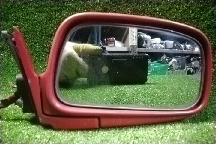 Зеркало Toyota Cynos EL44 5E-FE переднее правое 11 контактов