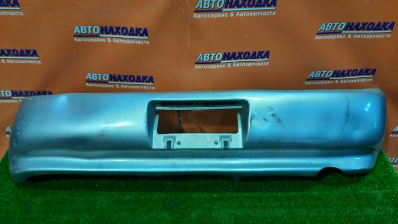 Бампер Toyota Chaser GX90 1G-FE задний МЯТЫЙ