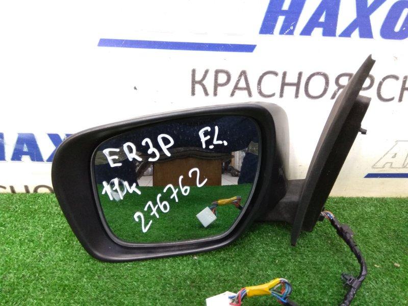 Зеркало Mazda Cx-7 ER3P L3-VDT 2006 переднее левое левое, бордовое (32V), 11 контактов, с повторителем