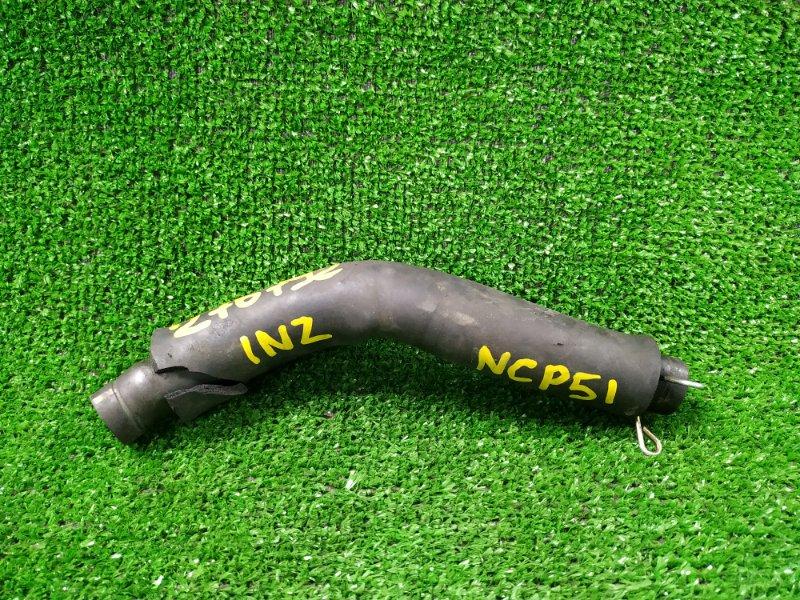 Патрубок Toyota Probox NCP51 1NZ-FE 2002 Вентиляция картерных газов
