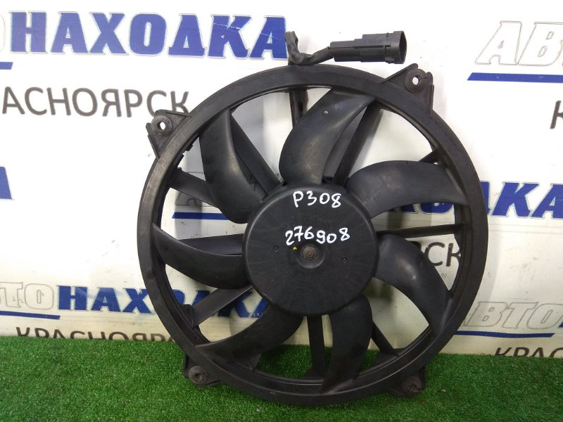 Вентилятор радиатора Peugeot 308 T7 EP6DT 2007