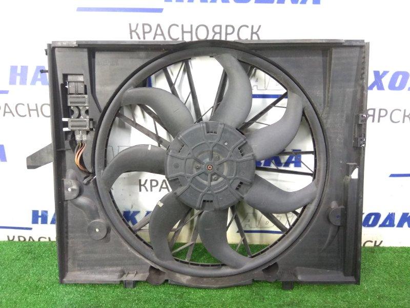 Вентилятор радиатора Bmw 735I E65 N62B36 2001 с диффузором