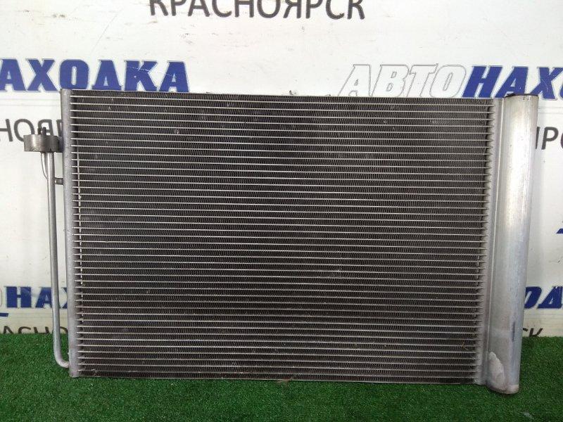 Радиатор кондиционера Bmw 735I E65 N62B36 2001