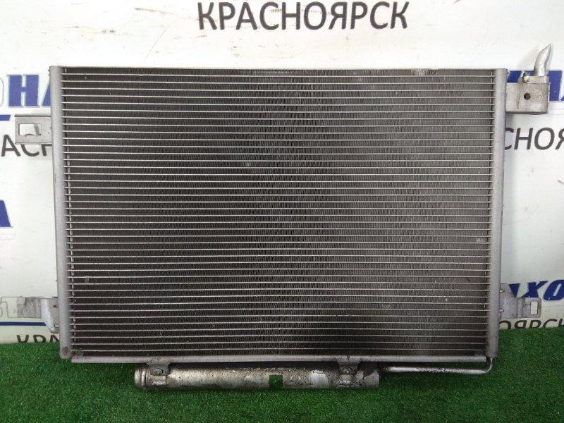 Радиатор кондиционера Mercedes-Benz B170 245.232 266.940 2008