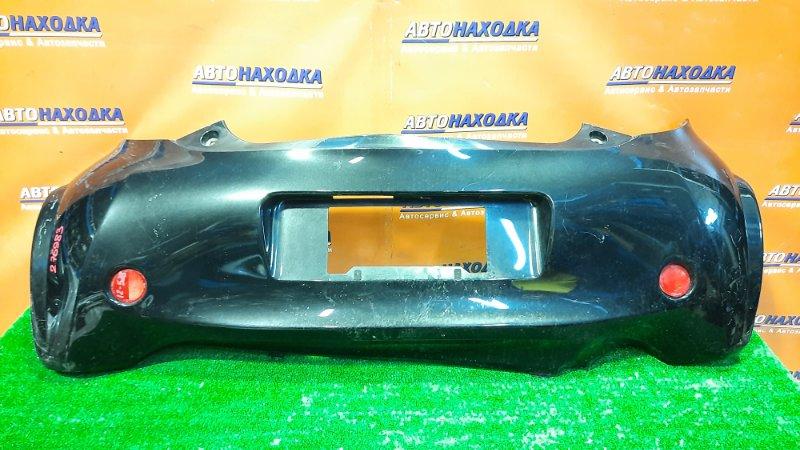 Бампер Toyota Iq KGJ10 1KR-FE задний 52159-74020 +КАТАФОТЫ 12-528