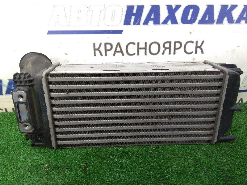 Радиатор интеркулера Peugeot 308 T7 EP6DT 2007