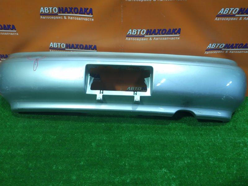 Бампер Nissan Presea R11 GA15DE задний 85022-40Y00 ДЕФЕТ ЛКП