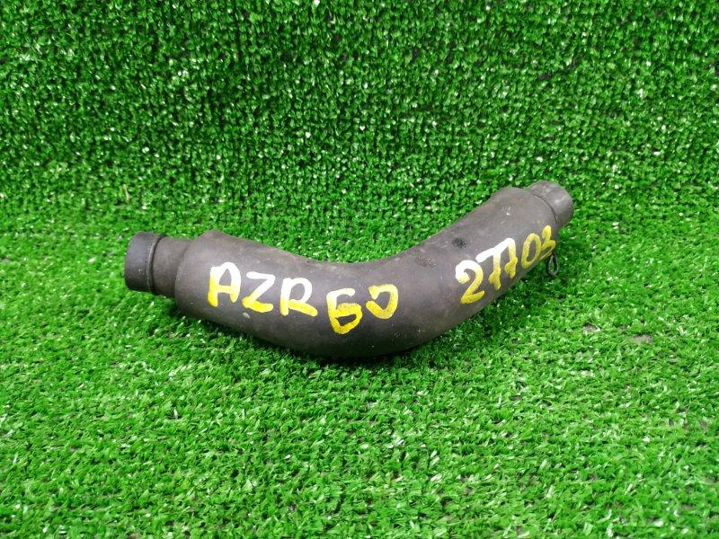 Патрубок Toyota Noah AZR60G 1AZ-FSE 2004 Вентиляция картерных газов