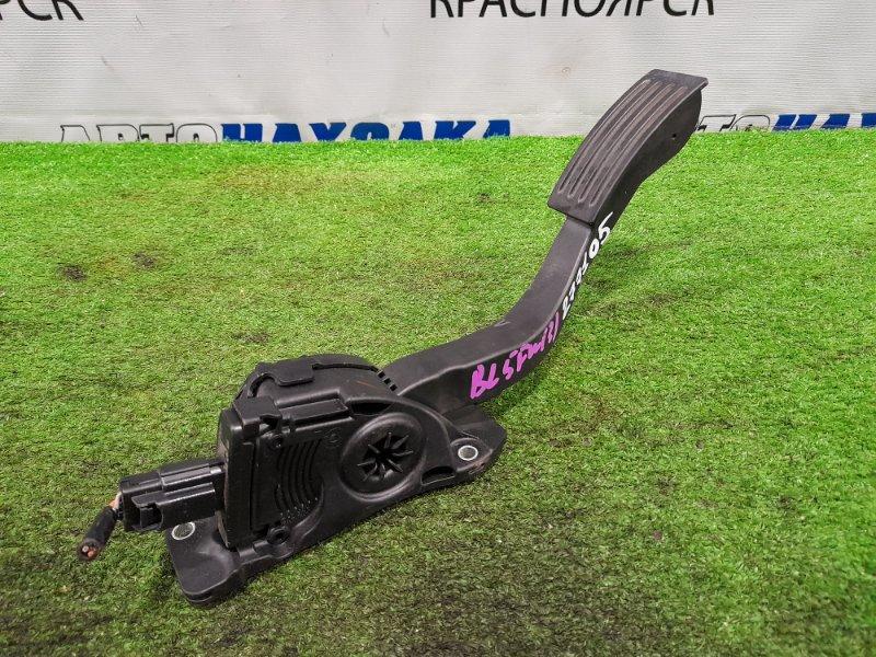 Педаль Mazda Axela BL5FW ZY-VE 2009 газа, электронная, 6 контактов, с фишкой