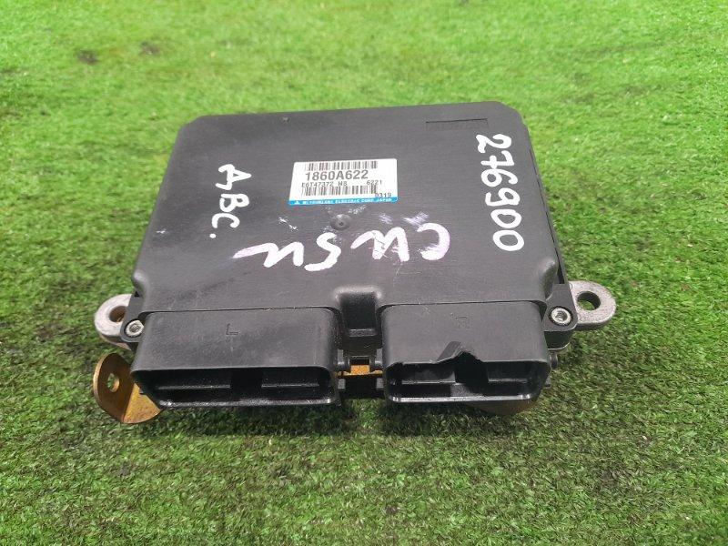 Компьютер Mitsubishi Outlander CW5W 4B12 2005 Блок управления ДВС.
