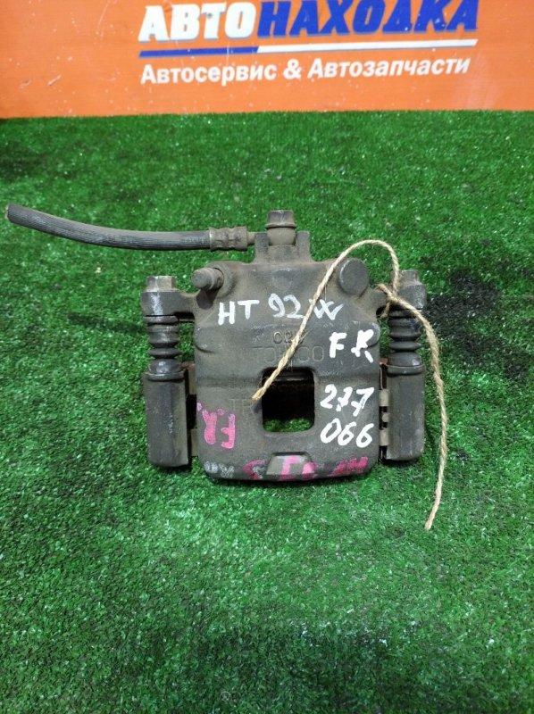 Суппорт Nissan Otti H92W 3G83 2006 передний правый
