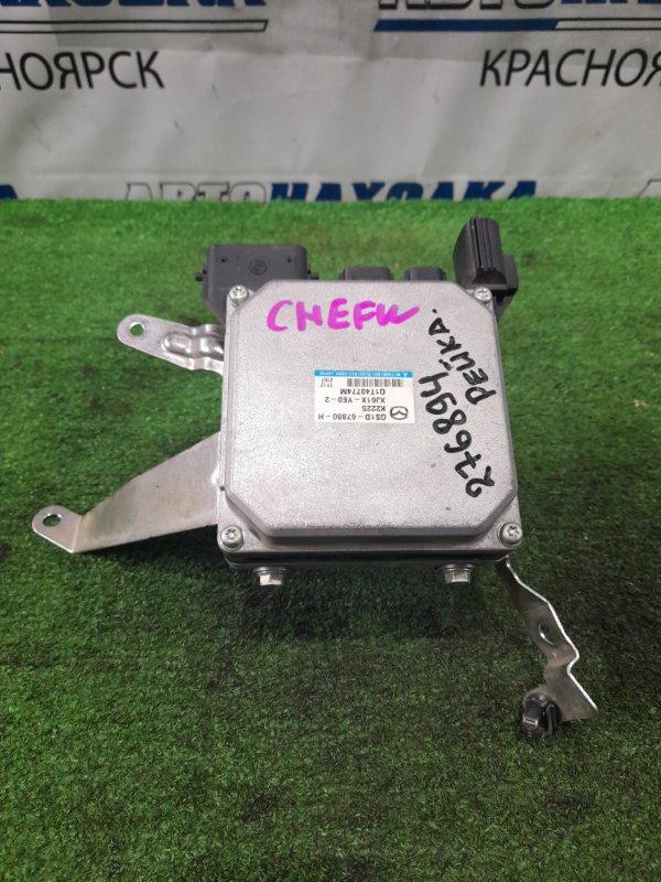 Блок управления рулевой рейкой Mazda Atenza GHEFW LF-VD 2010 EPS