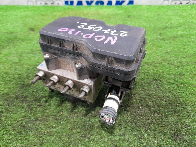 Блок abs Toyota Ractis NCP120 1NZ-FE 2010 44510-52С20