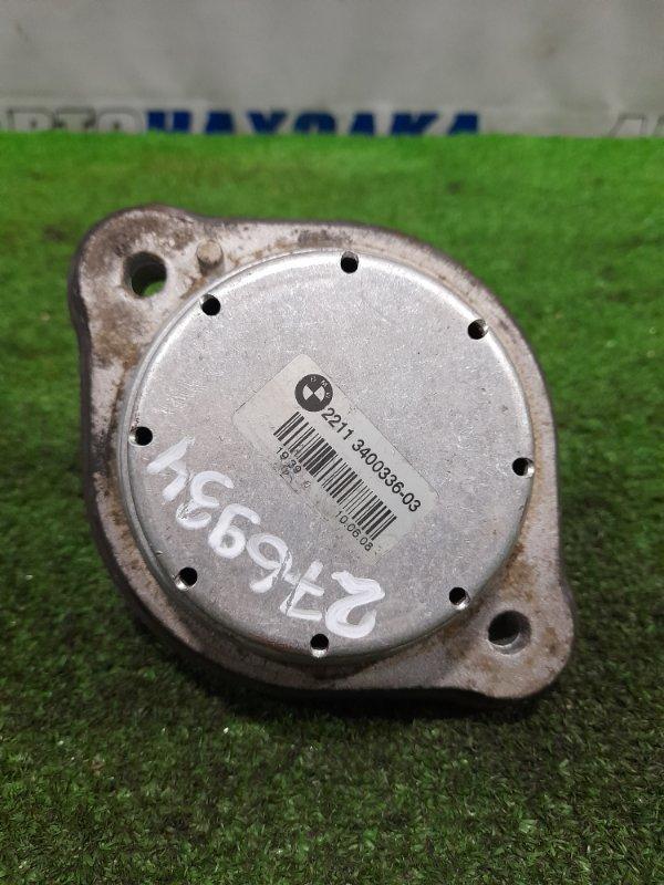 Подушка двигателя Bmw X3 E83 N52B25A 2006 правая Правая, пробег 53 т.км
