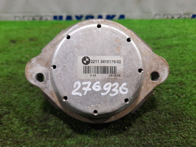 Подушка двигателя Bmw X3 E83 N52B25A 2006 левая левая, пробег 53 т.км