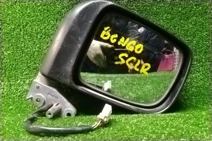 Зеркало Mazda Bongo Friendee SGLR WL правое 015011 5 КОНТАКТОВ,