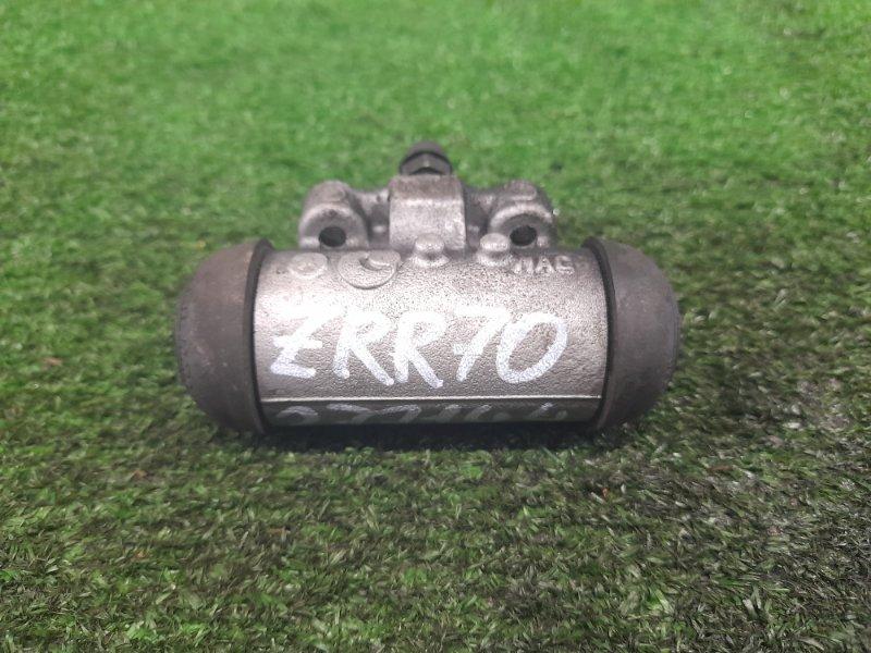 Рабочий тормозной цилиндр Toyota Voxy ZRR70G 3ZR-FE 2007 задний задний, 7/8.