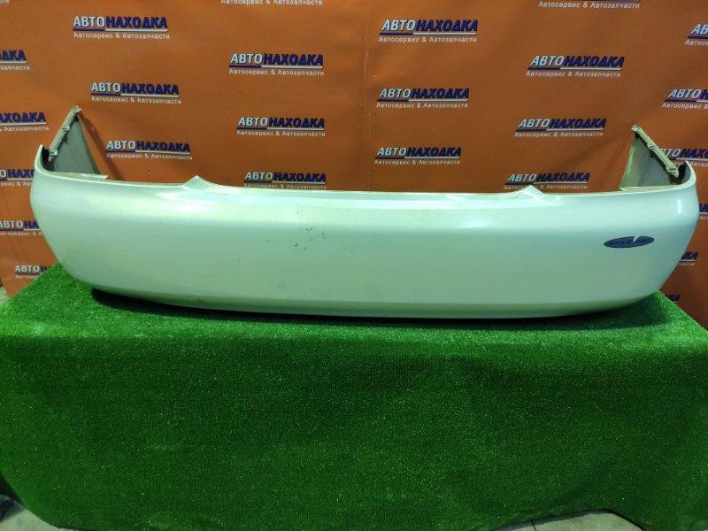 Бампер Toyota Mark Ii GX110 1G-FE 10.2001 задний 52159-22670 СЛЕВА КОСЯКИ ПО ЛКП