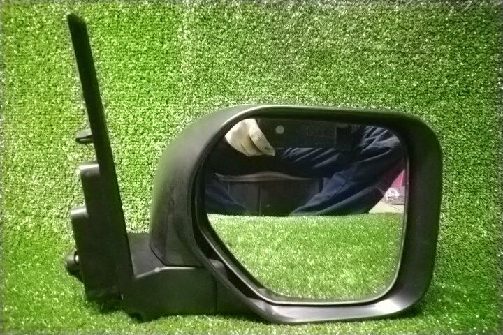 Зеркало Mitsubishi Delica D:5 CV5W 4B12 правое 7 КОНТАКТОВ, ПОВТОРИТЕЛЬ 214-87918,
