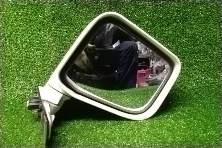 Зеркало Mitsubishi Chariot N94W 4G64 переднее правое 5 контактов