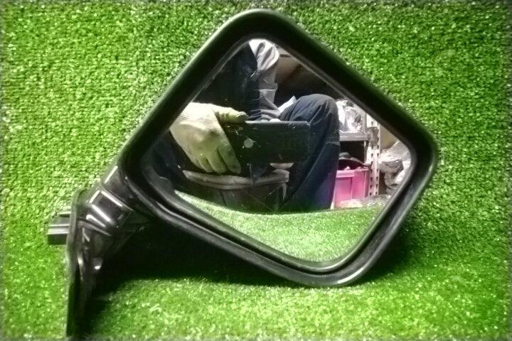 Зеркало Mitsubishi Chariot N94W 4G63T переднее правое 7 контактов
