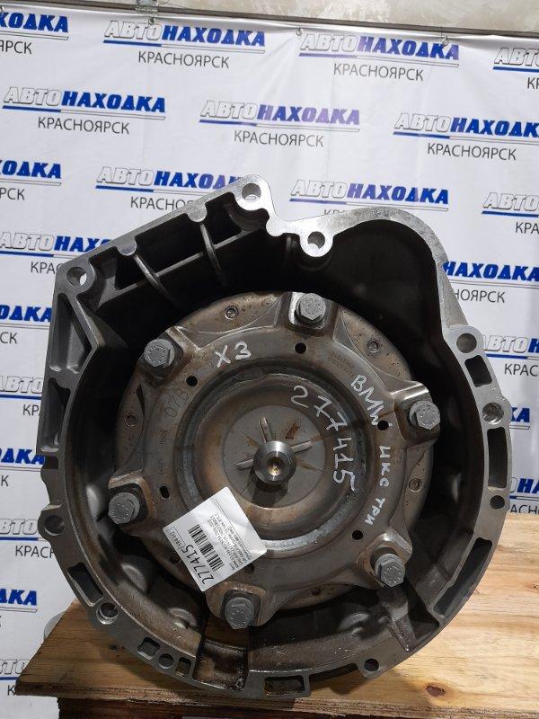Акпп Bmw X3 E83 N52B25A 2006 GA6L45R, 24234219 GM GA6L45R пробег 53 т.км. ХТС. С аукционного авто. 4WD