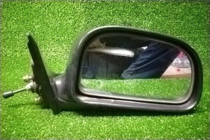 Зеркало Mitsubishi Libero CB2V 4G15 переднее правое дерево
